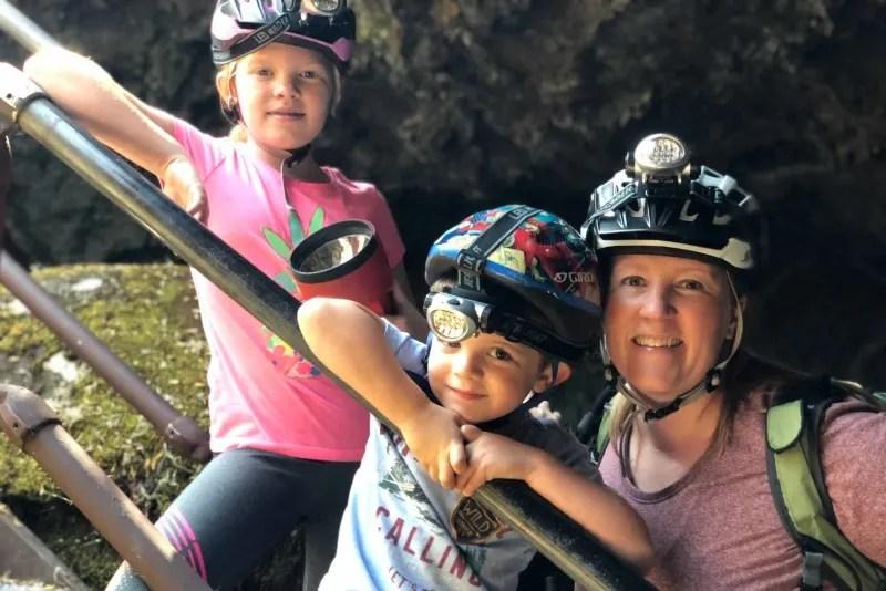 Volcano Road Trip - Cave Exploring Lava Beds