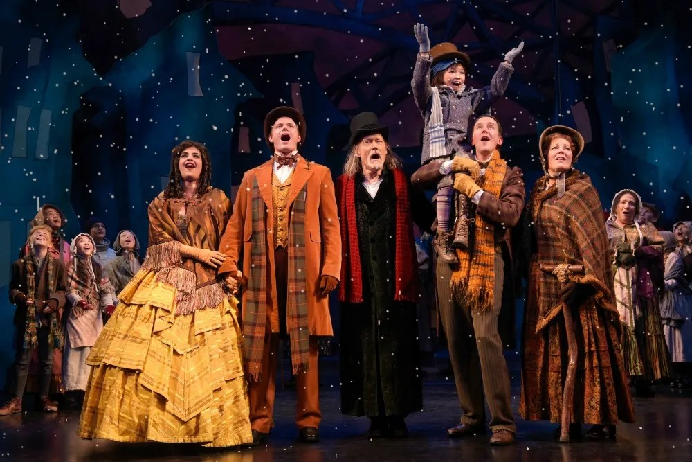 American Conservatory Theater Christmas Carol