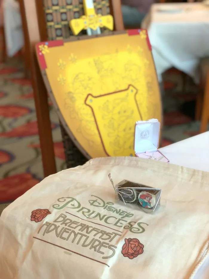Disneyland Character Meal - Princess Breakfast Adventures Gifts