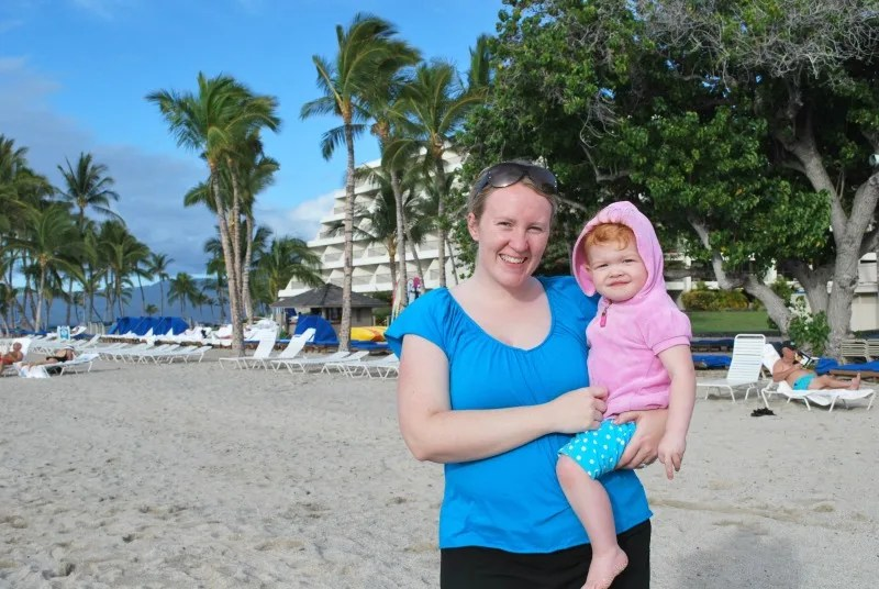 Hawaii Big Island with Kids - Mauna Lani Bay Hotel
