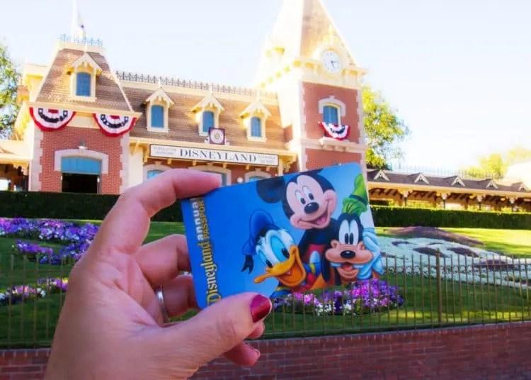 Disneyland Annual Passport