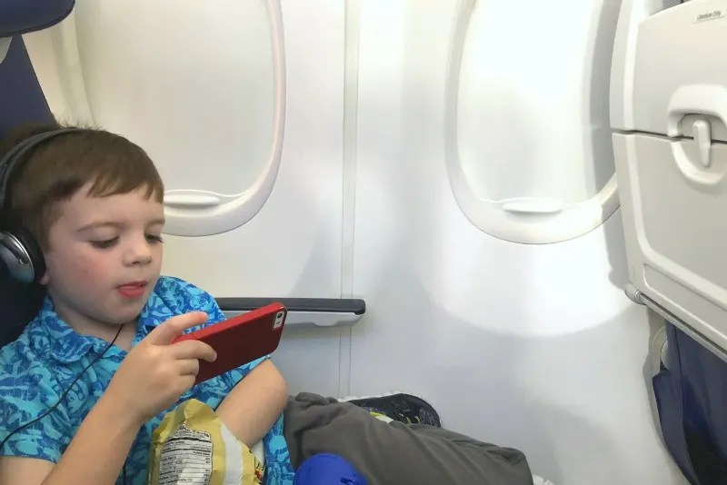Southwest Hawaii Flight Review - Streaming In Flight Entertainment