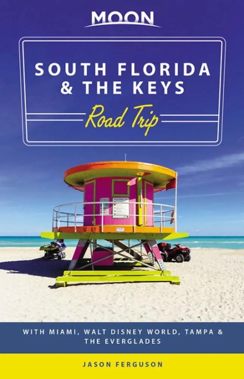 Moon South Florida and the Keys Guide