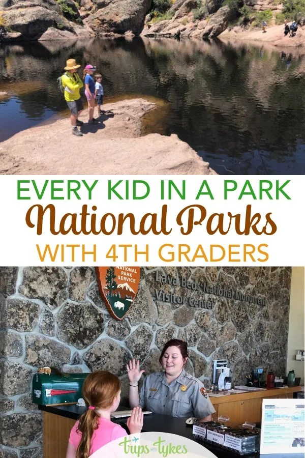 What parents need to know about the National Park Service's Every Kid in a Park program. Plus tips for maximizing your free year of national parks travel with your 4th grader. #EveryKidinaPark #nationalparks #findyourpark #familytravel