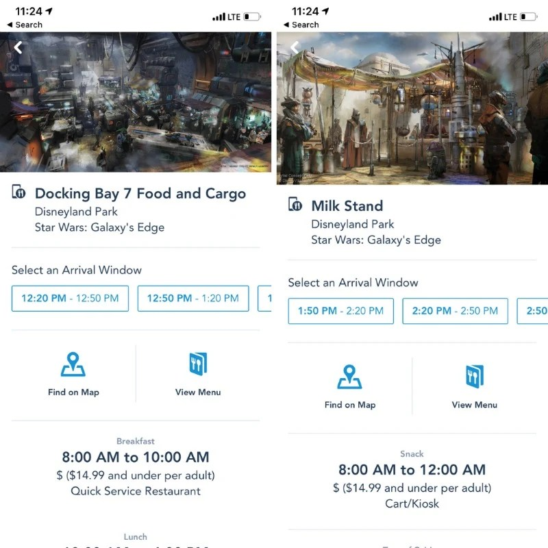 Star Wars Galaxys Edge Tips Disneyland -