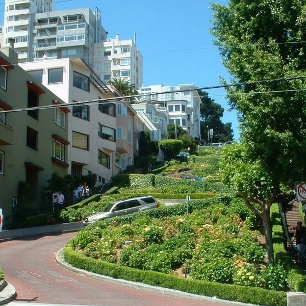 24 Hours in San Francisco - Lombard Street