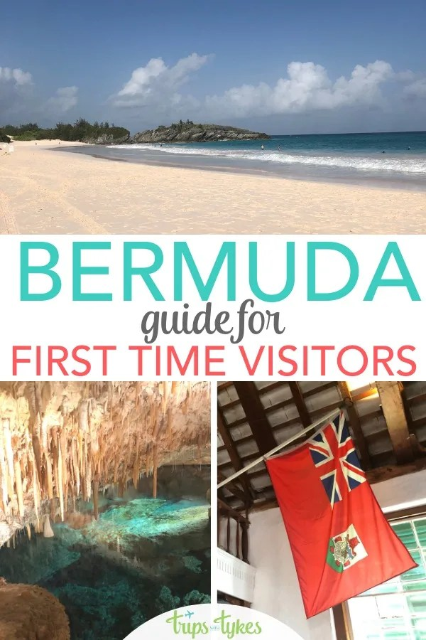 Visiting Bermuda for the first time? The ultimate guide to where to stay, transit and transportation, the best seasons to visit, and flight and cruise ship arrival. Tips for planning the perfect Bermuda vacation getaway for both couples and families! #bermuda #familytravel #couplestravel