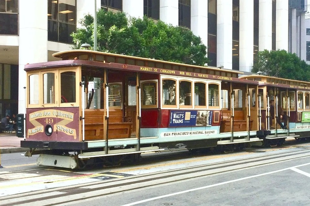 San Francisco Transit - Cable Cars