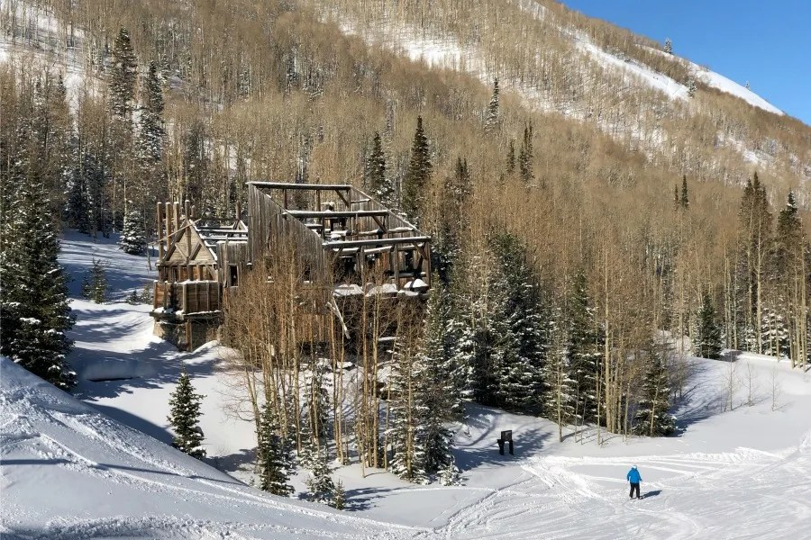 Park City Mountain Utah - Silver Mine