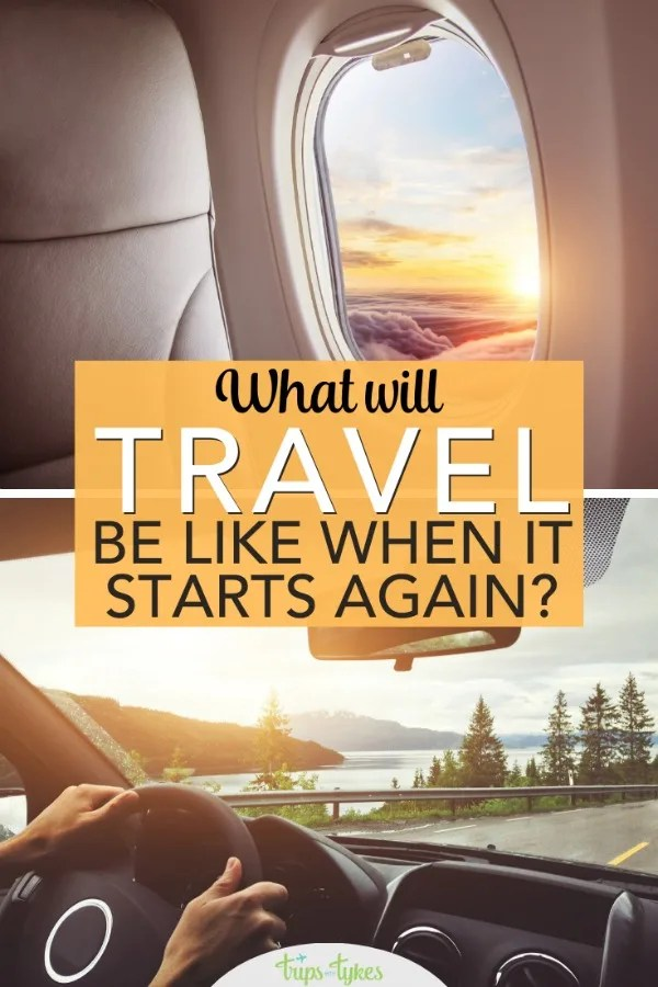 Just how will travel change when it resumes later in 2020 and in to 2021? 9 predictions about the changes travelers should expect to see and how to plan for them now!