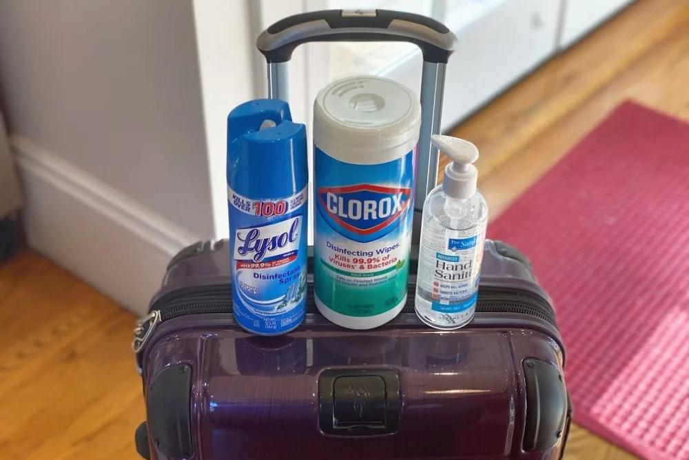 Coronavirus Packing List
