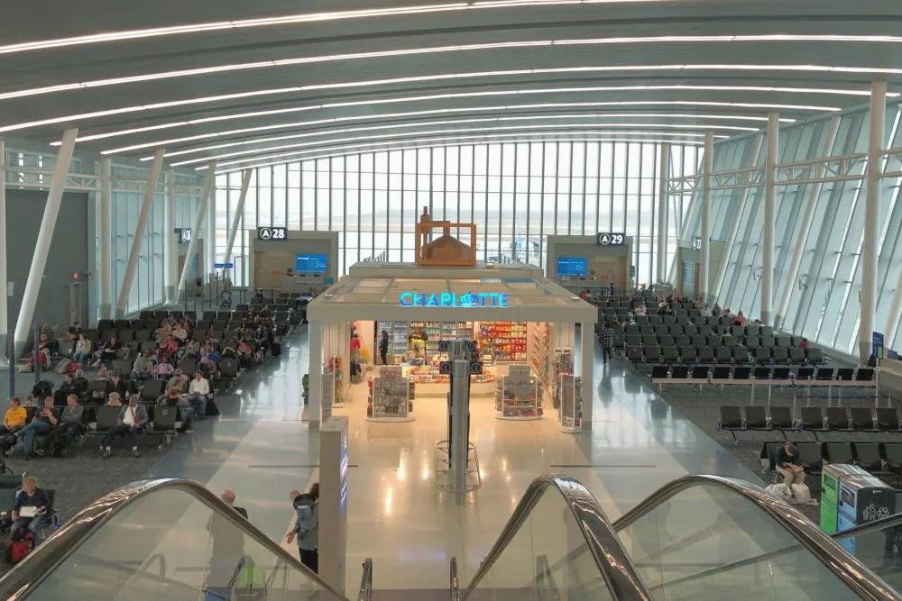 Charlotte CLT Airport