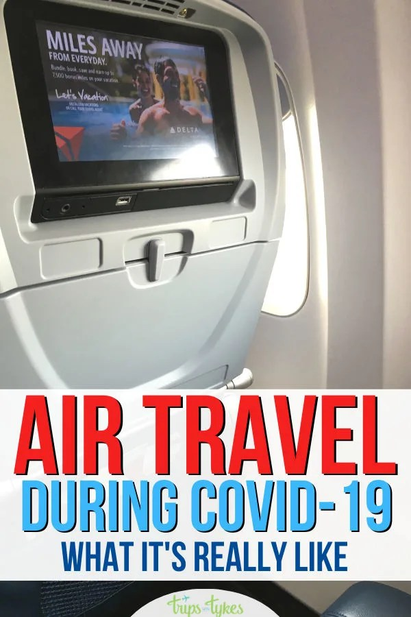 International travel has ground to a halt during the COVID-19 pandemic. Find out what airplanes and airports are really like if you find yourself in the position of needing to fly internationally right now.