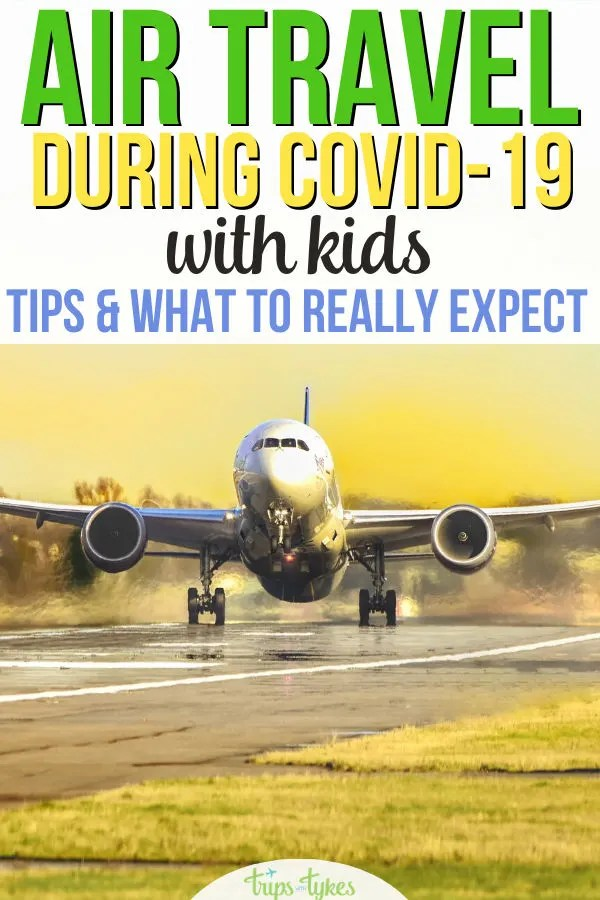 International air travel is operating very differently due to COVID-19 in 2020. If you must fly abroad with kids, find out what families can expect and get tips for how to prepare.