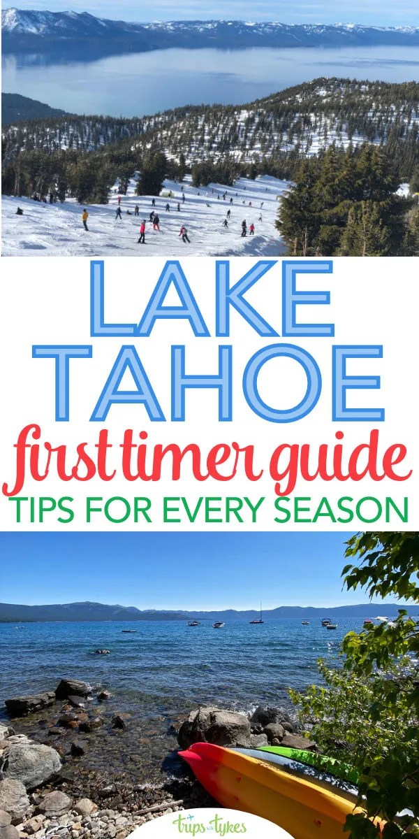 First time visitor to Lake Tahoe in California and Nevada? Get all the top tips, best things to do in winter and summer, hotel recommendations and more in this ultimate guide from a traveler who has been to the Lake Tahoe area dozens of times.
