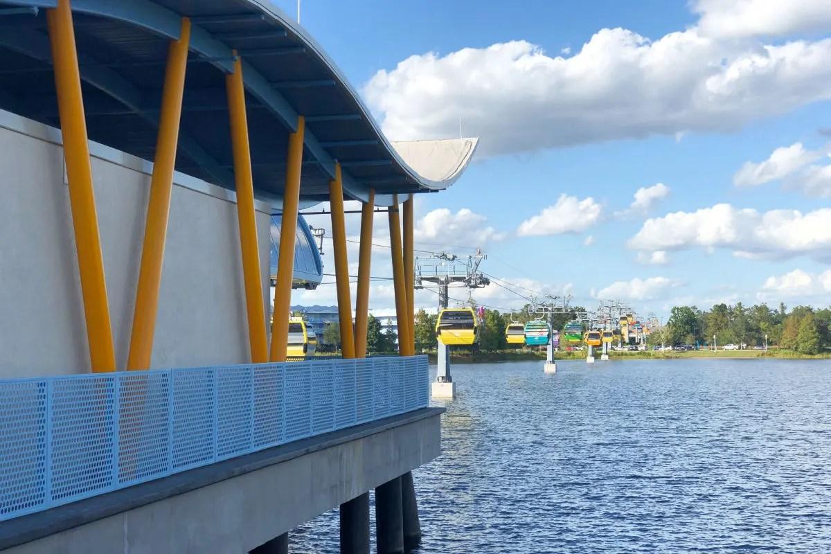 Disney World Transportation - Disney Skyliner