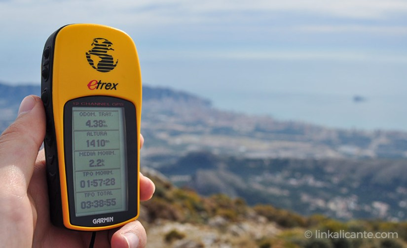 Puig Campana summit and loop trail from Finestrat, Alicante