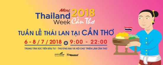 Thailand Mini week 2018 in Cantho City