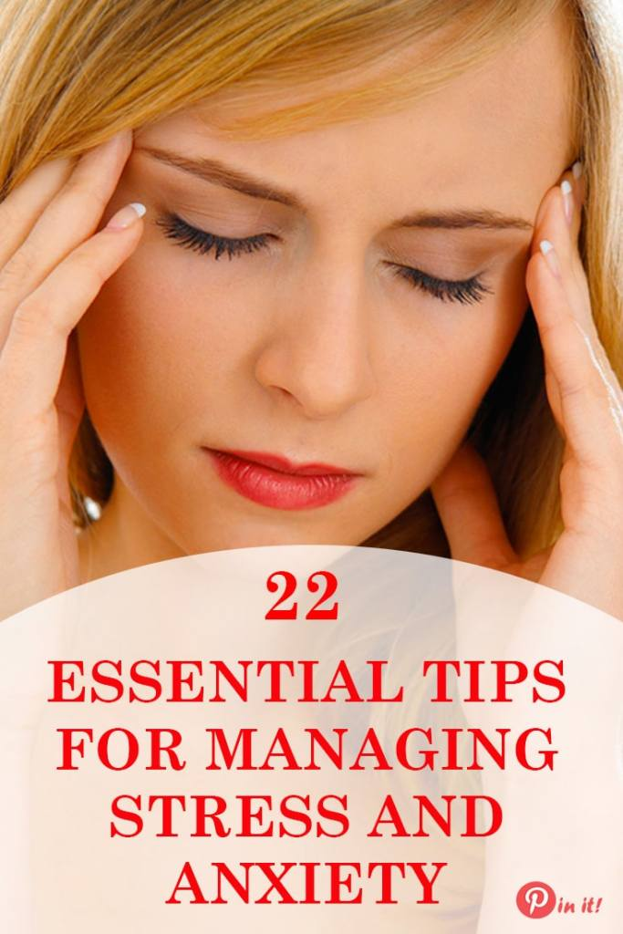 22 smart ways to manage and relieve stress and anxiety