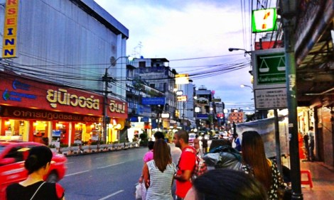 near Khaosan Road