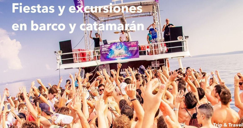 Fiestas y excursiones en barco y catamarán, música, DJ, mar, bebidas, buenos precios, España, Canarias, Barcelona, excursiones en barco, excursiones en catamarán, fiestas en barco, fiestas en catamarán, fiestas en yates de lujo, excursiones en yates de lujo, fiestas en el mar, barcos para grupos, catamarán para grupos