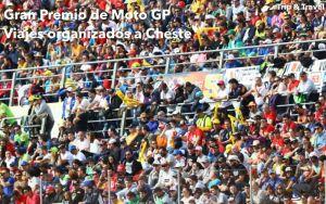 Viajes organizados a Cheste para ver el Gran Premio Moto GP de 2016