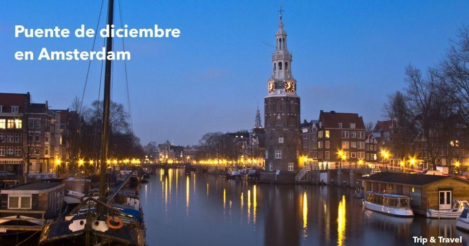Puente de diciembre en Amsterdam, Nederlands, Netherlands, Países Bajos, vacaciones, holidays, alquiler de coches, vuelos, hoteles, viajes, grupos organizados, paquetes de grupo, paquetes de viaje