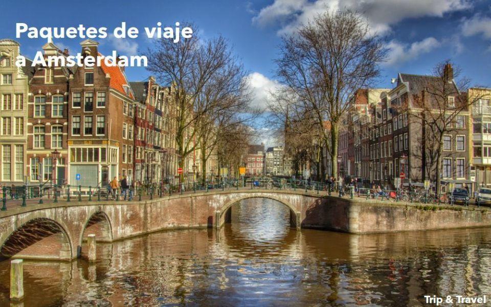 Puente de diciembre en Amsterdam, Netherlands, Nederlands, Países Bajos, Europa, Europe, hoteles, hotels, alojamiento, paquetes de grupos, viajes organizados, grupos organizados, alquiler de coches