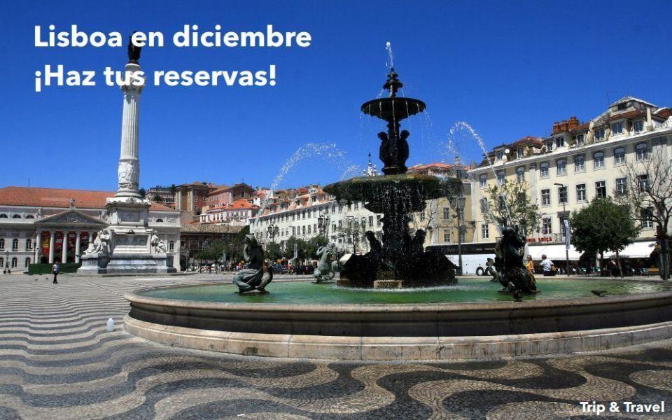 Puente de diciembre en Lisboa, vacaciones, viajes, vacaciones, Europa, hoteles, precios, coches de alquiler, aviones, alojamiento, restaurantes, lugares de interés