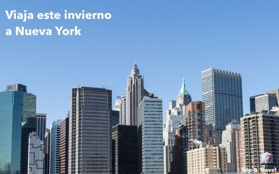 Puente de diciembre en Nueva York, reservas, viajes, NY, EE.UU., U.S.A., alojamiento, hoteles, grupos organizados, Estados Unidos de América, New York, hotels