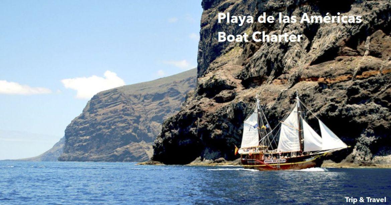 Playa de las Américas Boat Charter, tickets, hotels, reservations, restaurants, Canary Islands, Spain, Puerto Colón, Puerto de la Cruz, Tenerife, Teneriffa, zealot boats