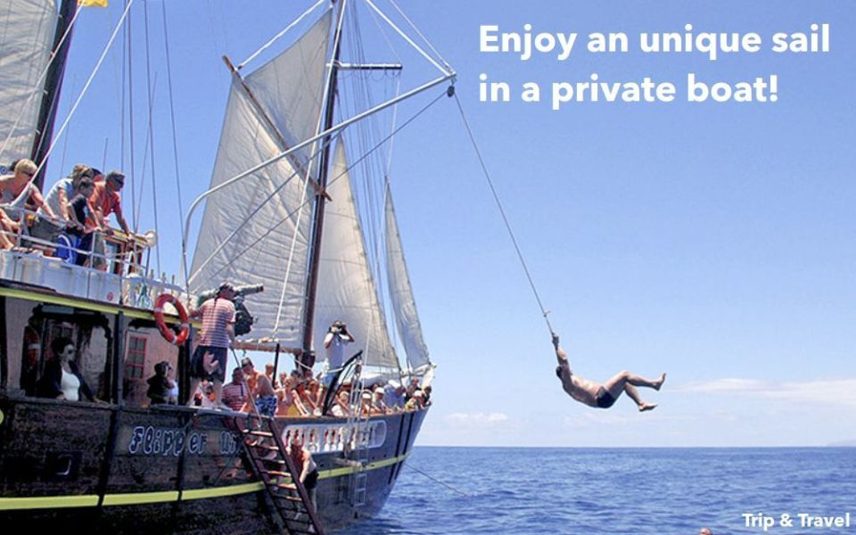 Tenerife Boat Trip, excursions, tours, events, private party, Playa de las Américas, tickets, Puerto Colón, reservations, Puerto de la Cruz, Canary Islands, restaurants