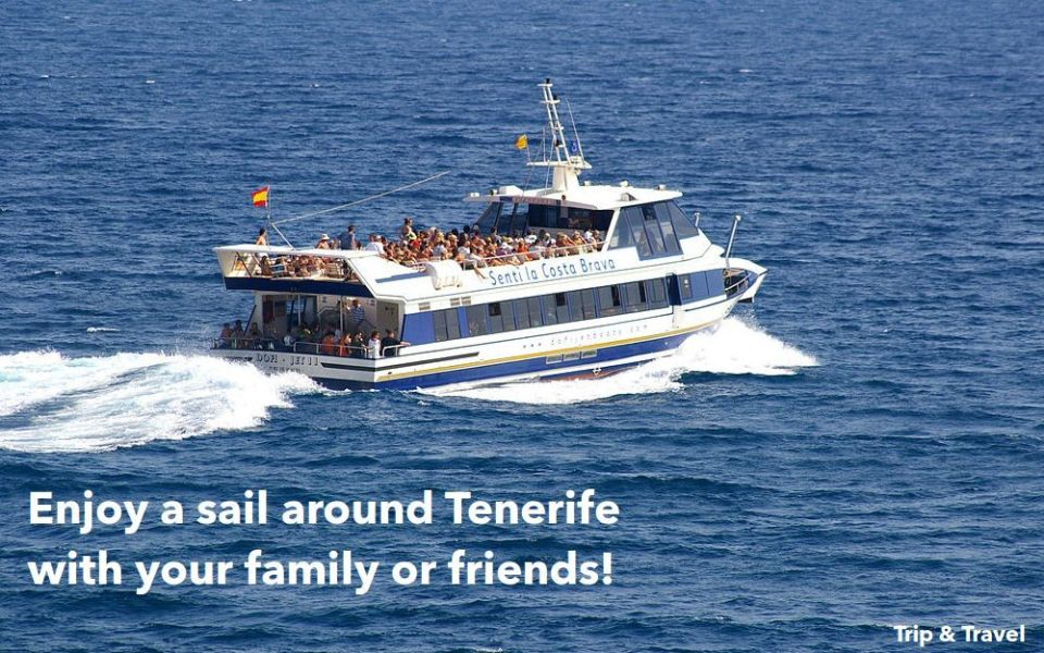 Tenerife Boat Trip, hotels, excursions, events, tickets, reservations, cheap, restaurants, tours, Playa de las Américas, Puerto de la Cruz, Puerto Colón, private party
