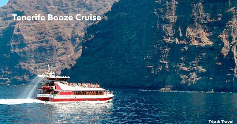 Tenerife Booze Cruise, tickets, events, cheap, tours, trips, excursions, hotels, reservations, restaurants, Canary Islands, Spain, Puerto de la Cruz, Playa de las Américas
