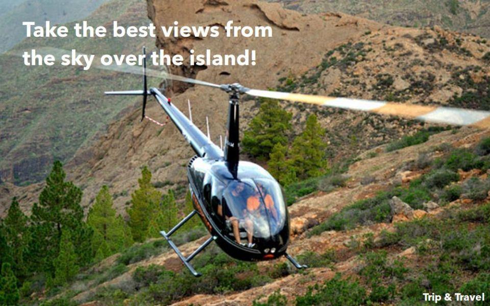Tenerife Helicopter Excursions, hotels, trips, tours, events, cheap, reservations, hotels, restaurants, Playa de las Américas, Los Cristianos, Puerto de la Cruz, Spain