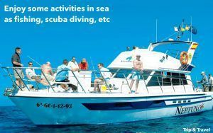 Tenerife Trips and Excursions, holidays, hotels, tickets, reservations, trekking, quads, fishing, whales watching, scuba diving, fishing, Canary Islands, Spain, España