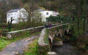 Camino de Santiago: de Sarria a Santiago de Compostela, vacaciones, viajes, reservas, excursiones, hoteles, hostales, pensiones, casas rurales, España, Galicia