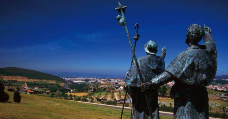 Camino Inglés de Ferrol a Santiago de Compostela, reservas, hoteles, hostales, pensiones, viajes, España, Galicia, La Coruña, vacaciones