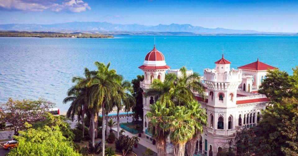 Circuito Perlas de Cuba 2017, reservas, hoteles, excursiones, vuelos, vacaciones, viajes, La Habana, Camagüey, Trinidad, Cayo Coco, Cienfuegos