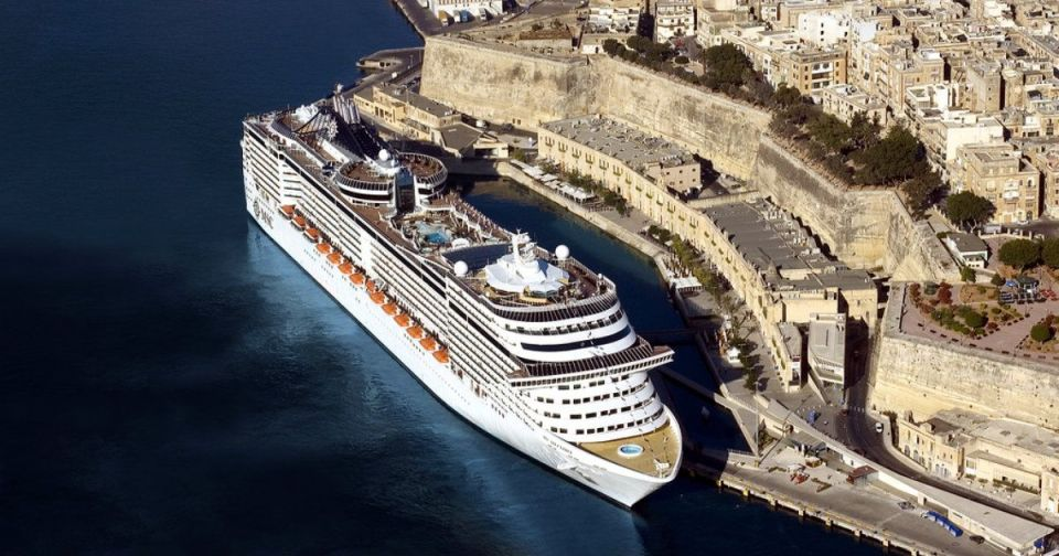 Crucero de 7 días en el MSC Splendida desde Italia, reservas, Barcelona, Marsella, Roma, Civitavecchia, Génova, Malta, Palermo, Italia, Francia