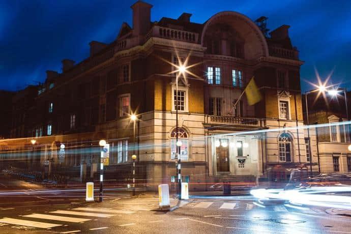 Hoteles económicos en Londres