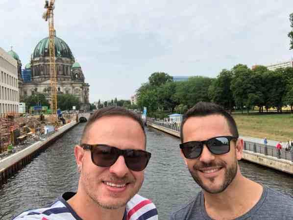 pareja gay berlin