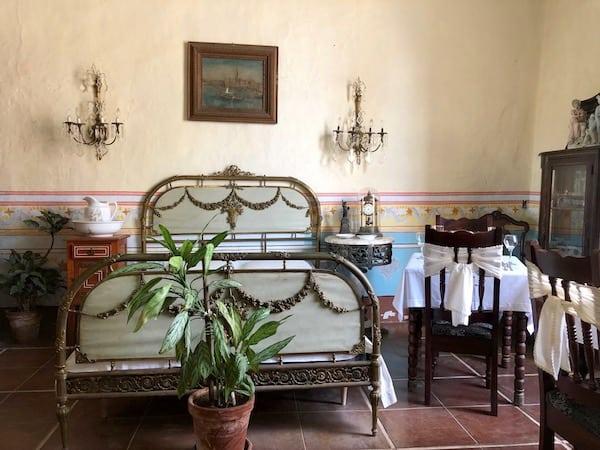 restaurante Sol Ananda Trinidad Cuba