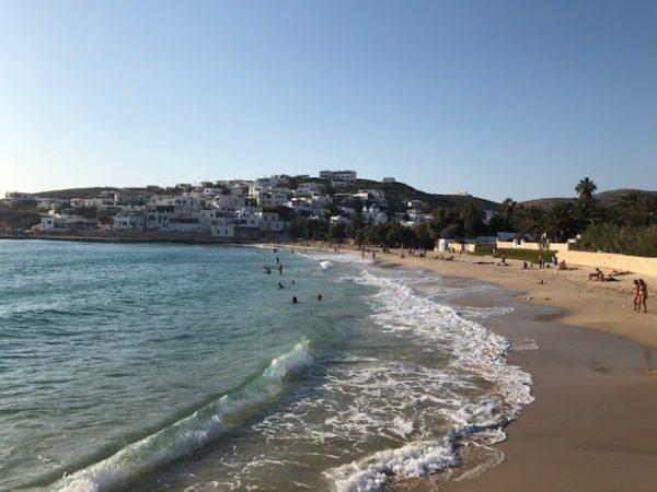 Playa de Stavros donousa