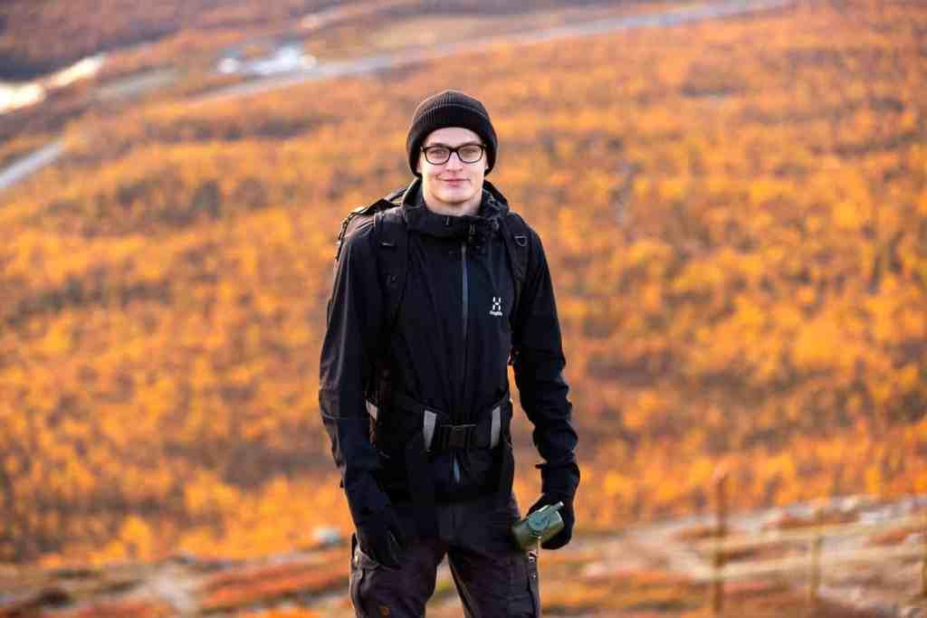 El fotógrafo finlandés Ossi Saarinen
