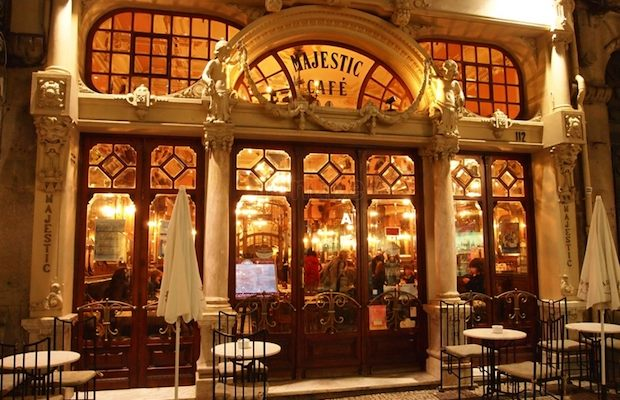 cafe majestic, porto