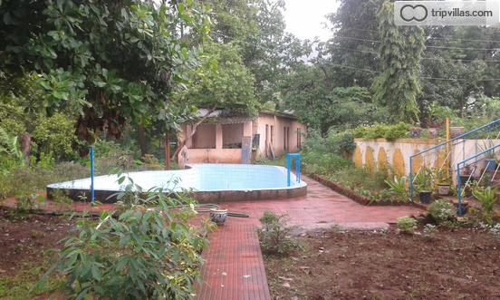 Farmhouse For Picnic In Karjat Tripvillas Holiday Rentals