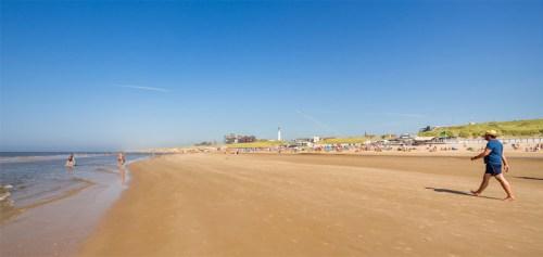 Strand in Egmond aan Zee