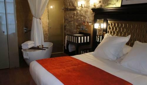 Slaapkamer Tonic Hotel Saint-Germain des Pres