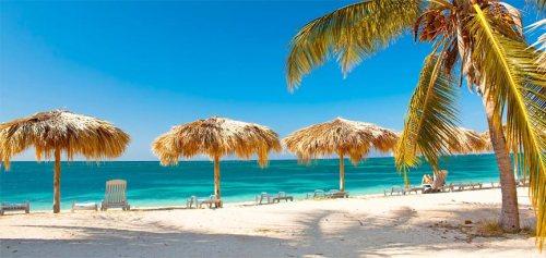 Cuba zonvakantie op strand